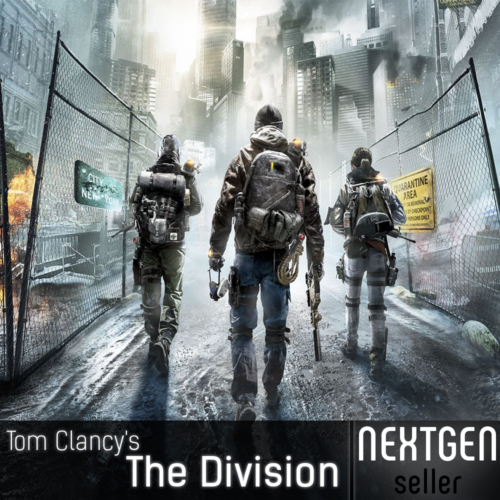 Uplay • TOM CLANCY'S THE DIVISION + ГАРАНТИЯ + ПОДАРОК