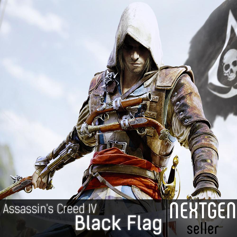 Uplay • ASSASSIN'S CREED 4: BLACK FLAG + ГАРАНТИЯ✅