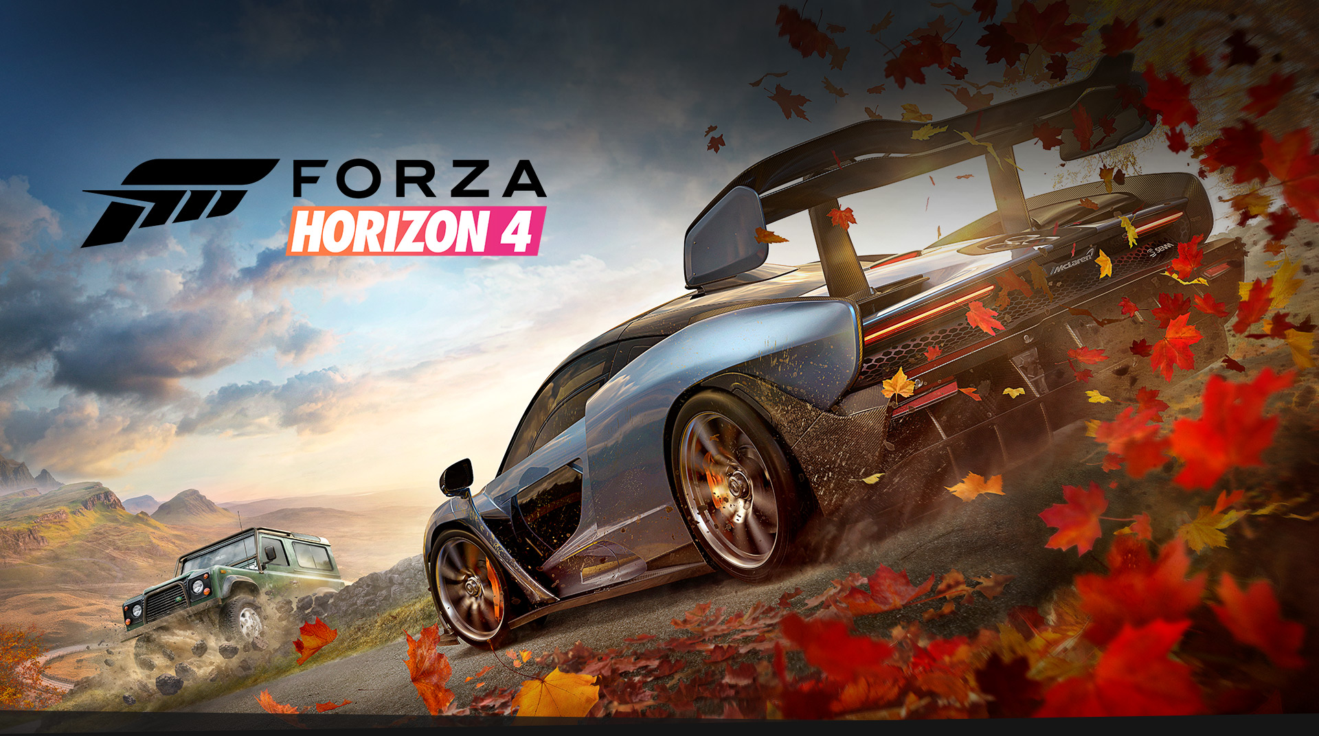 FORZA HORIZON 4 (PС) + ONLINE + SELFACTIVATION ✅