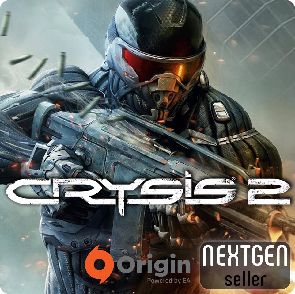 Origin • CRYSIS 2 + ГАРАНТИЯ + ПОДАРОК ✅