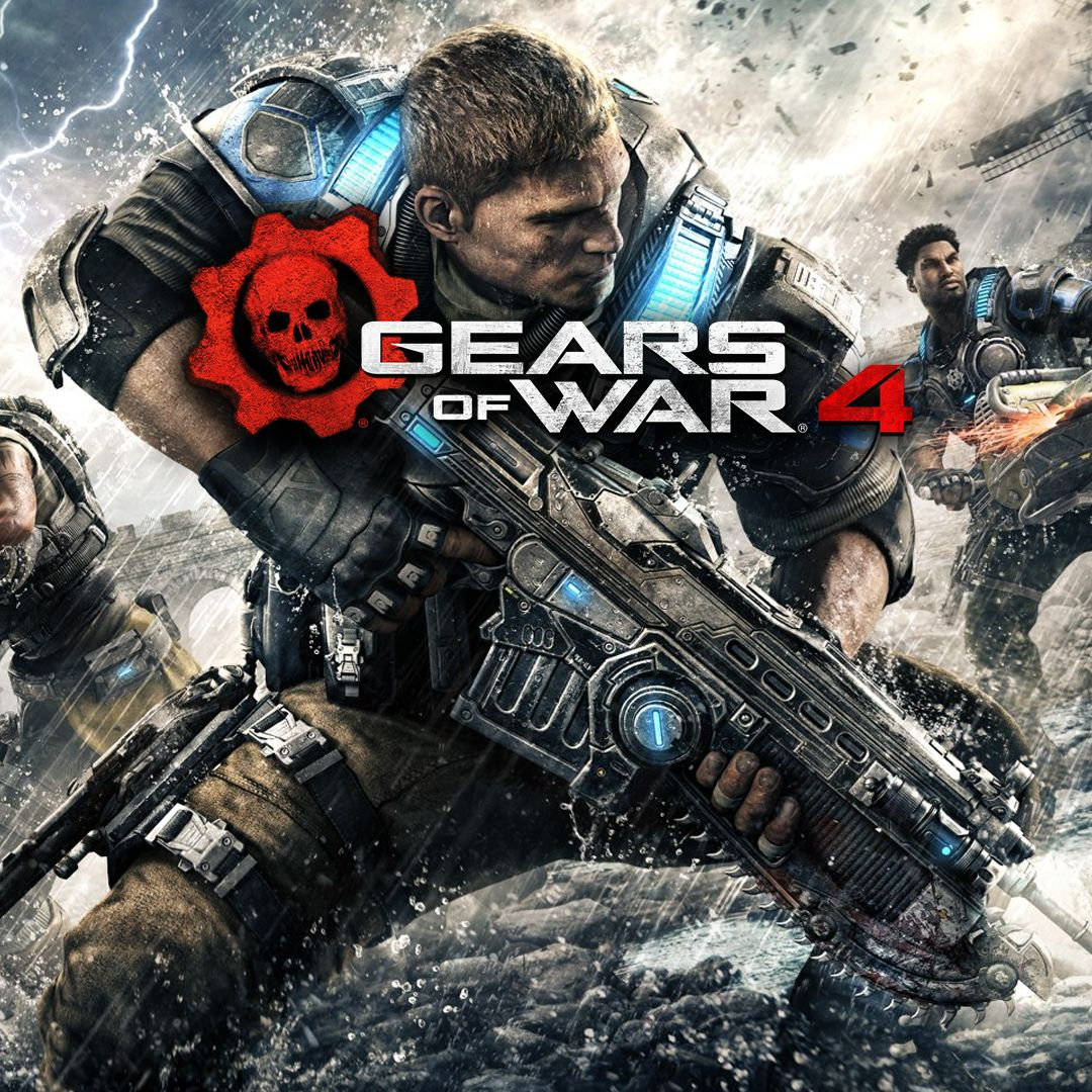 GEARS OF WAR 4 (PC) ONLINE + SELF-ACTIVATION + CASHBACK