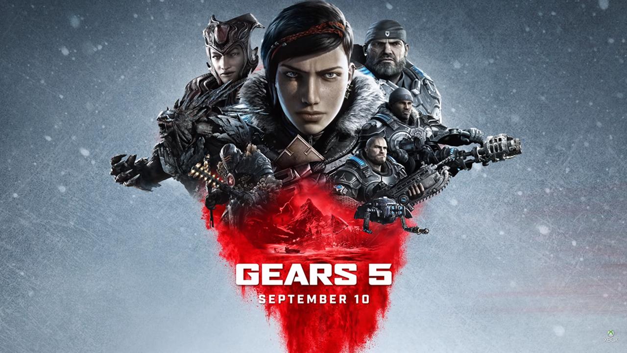 GEARS OF WAR 5 (PC) + ОНЛАЙН + САМОАКТИВАЦИЯ ✅✅✅