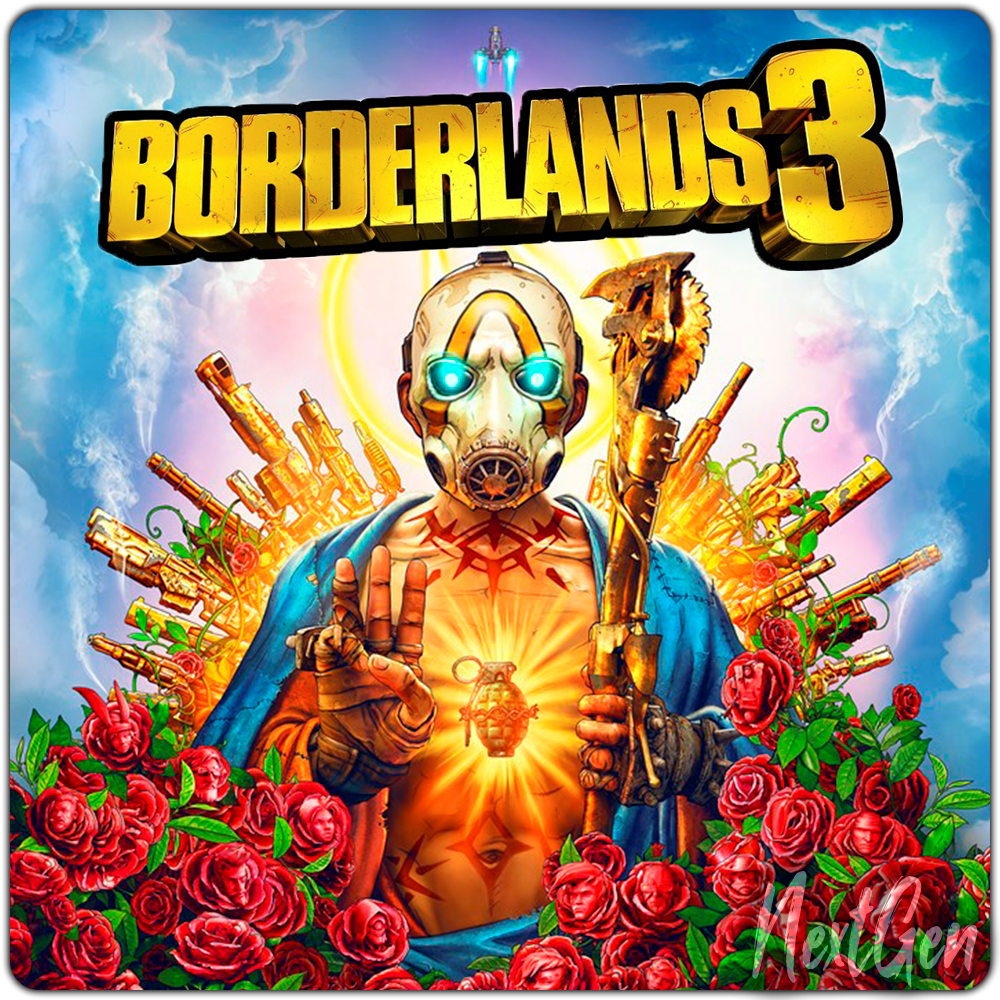 🔴 BORDERLANDS 3 ▪ STANDARD EDITION + WARRANTY ✅✅✅