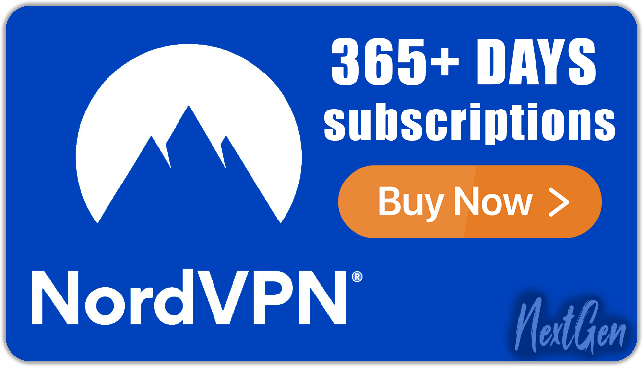 АККАУНТ Nord VPN - 365 ДНЕЙ ПОДПИСКИ