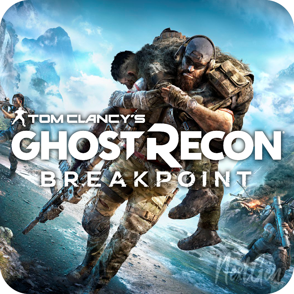 Uplay • TOM CLANCY'S GHOST RECON: BREAKPOINT + ГАРАНТИЯ
