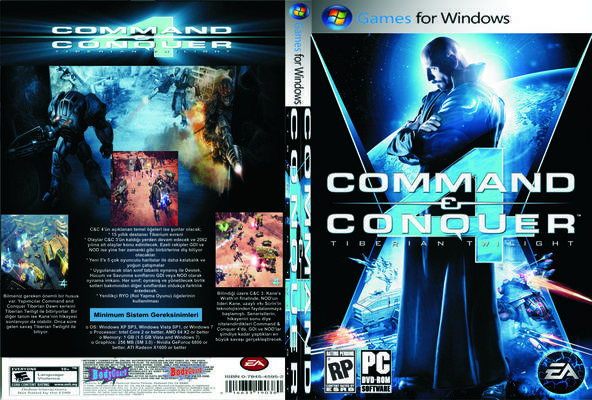 Command and conquer 4 direct download.