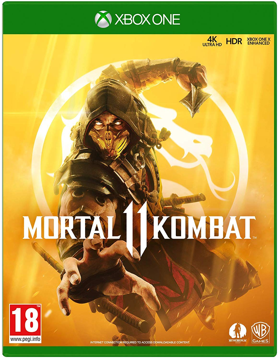 Mortal Kombat 11 / Xbox One / Account