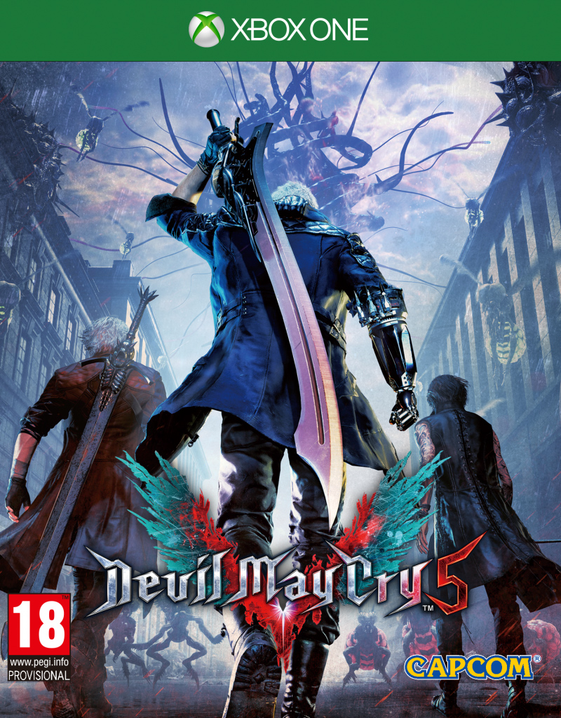 Devil May Cry 5 / Xbox One / Account