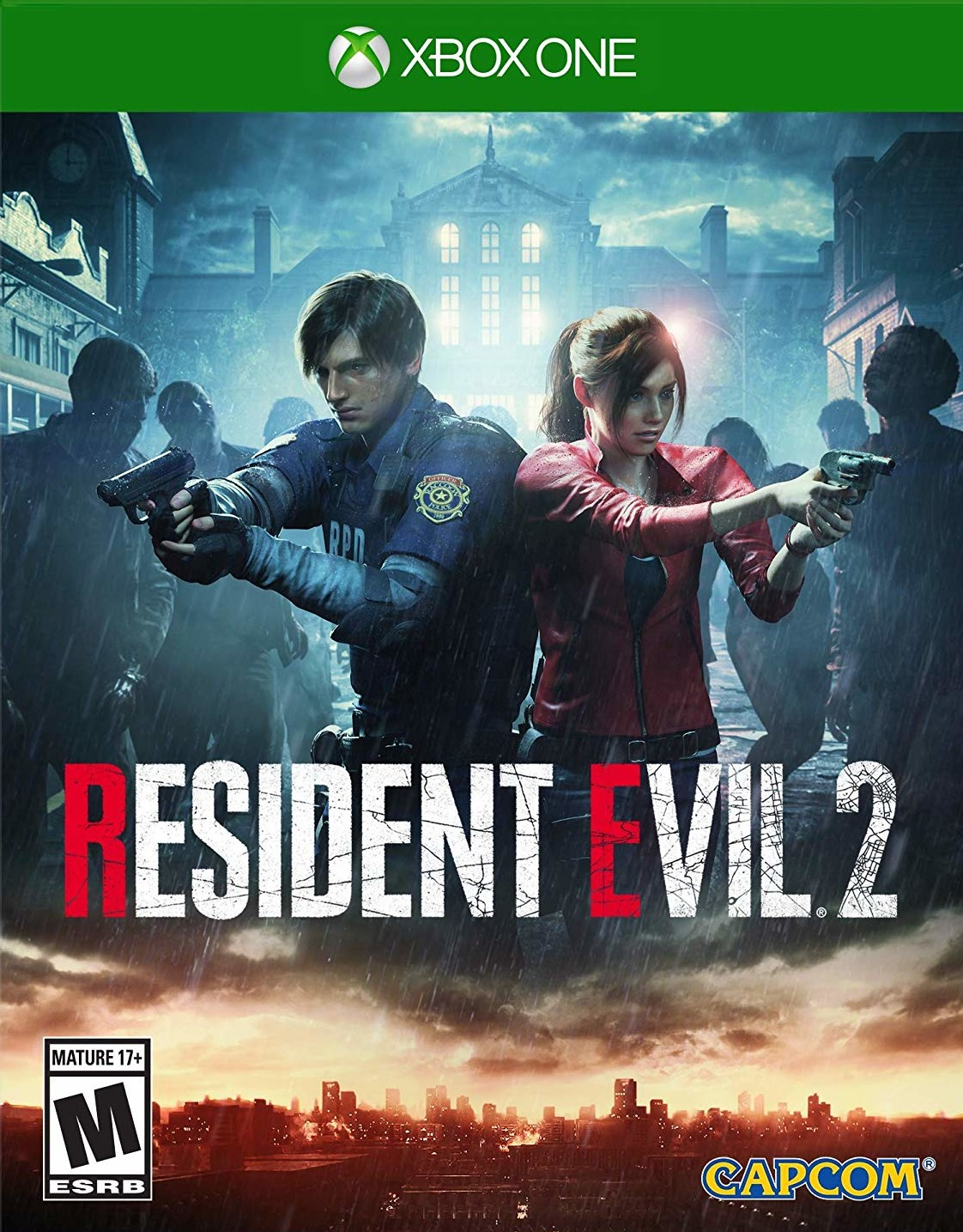 Resident Evil 2 Remake / Xbox One / Account