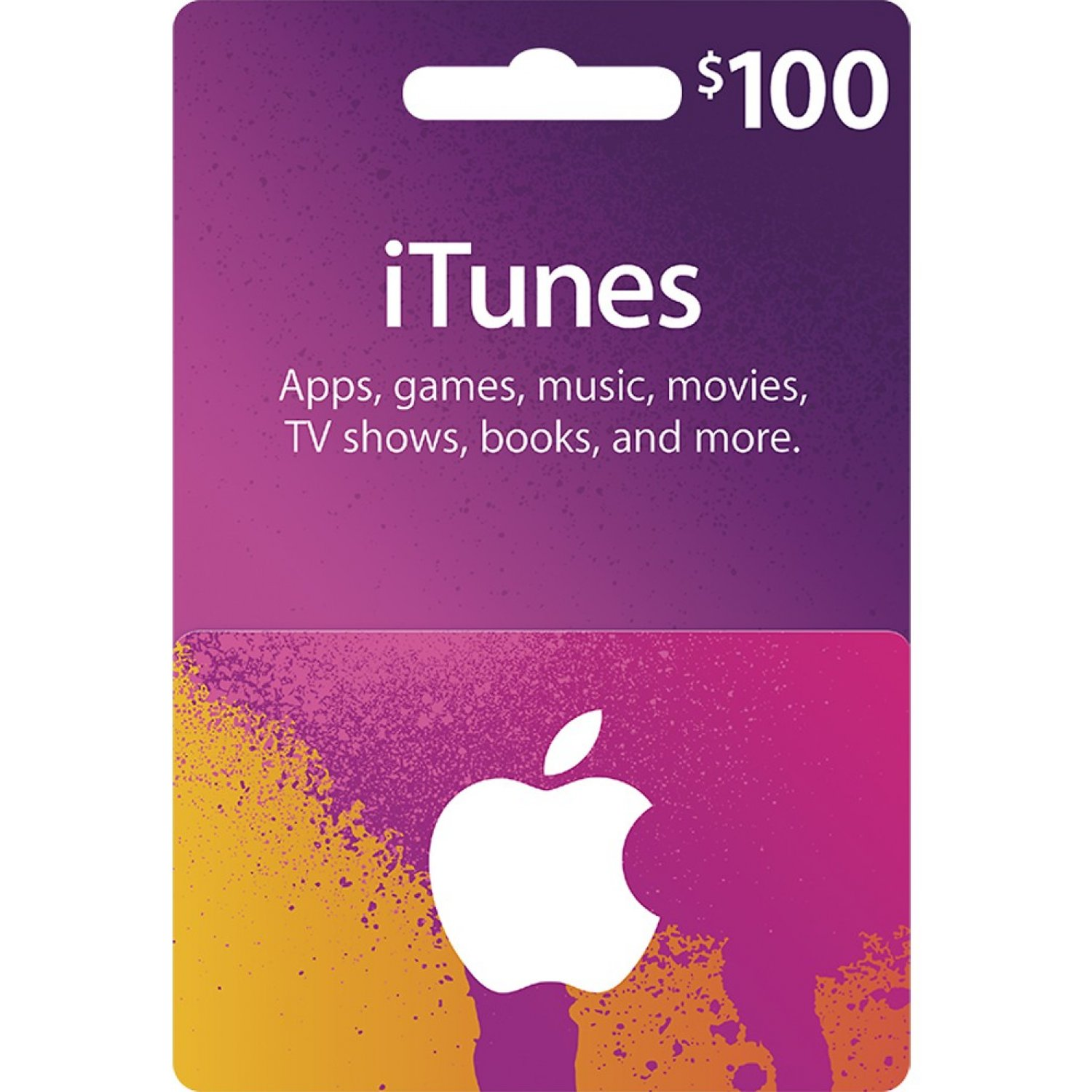ITUNES GIFT CARD 100 $  USA    +GIFT