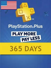 PLAYSTATION NETWORK (PSN)12 MONTHS( 365  DAYS)  USA