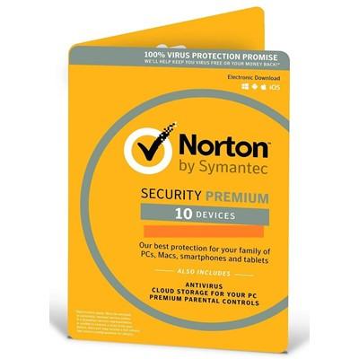 Norton Security (Premium) for 90 days 10PC Not activate 2019