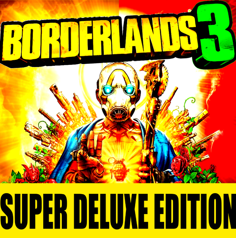 BORDERLANDS: 3 SUPER DELUXE 🔰 PAYPAL | WARRANTY | -10%
