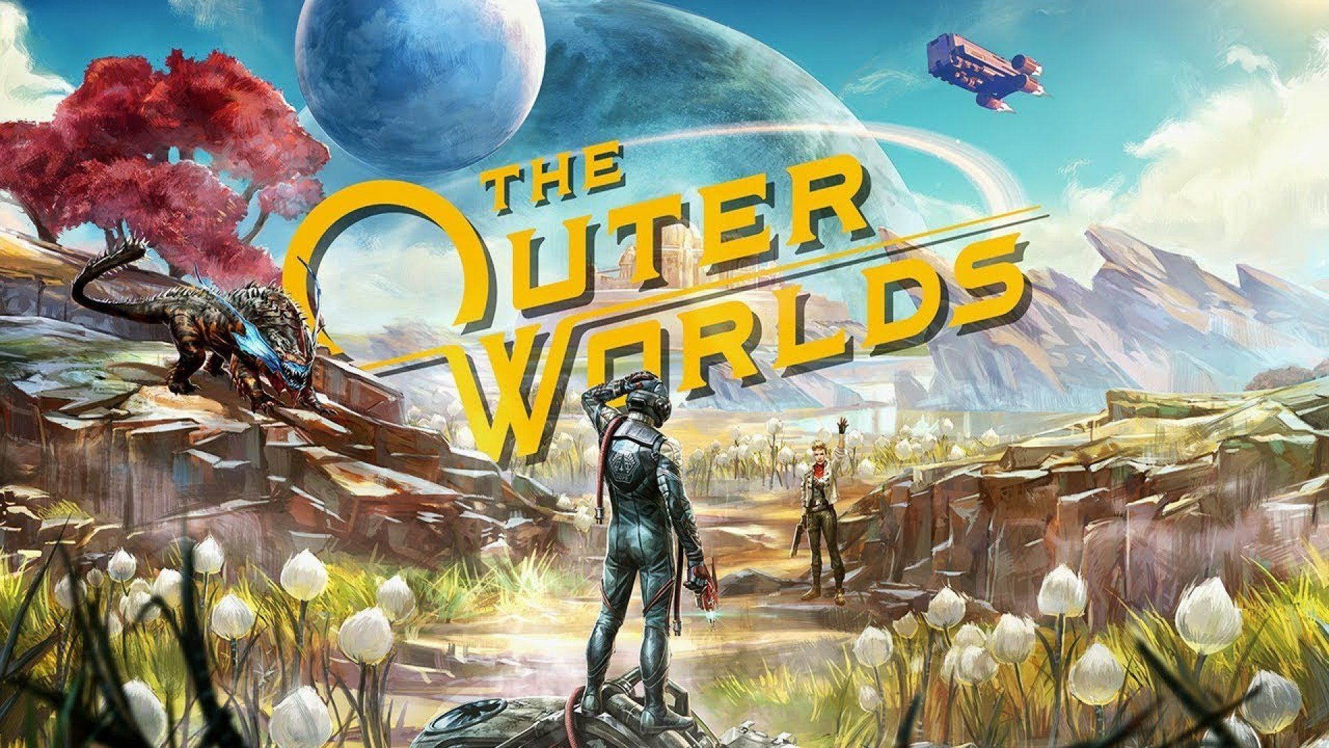THE OUTER WORLDS 💎 PAYPAL | ГАРАНТИЯ | EPIC GAMES