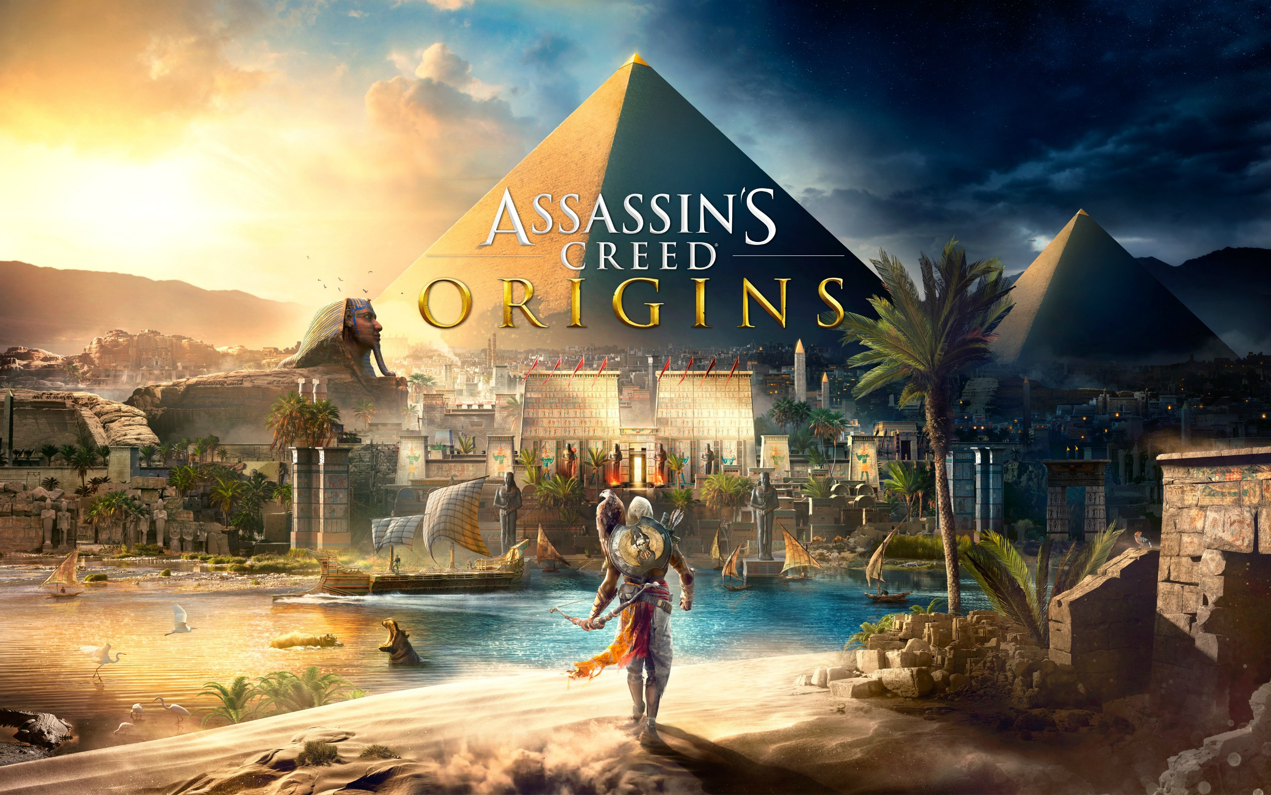 ASSASSIN´S CREED: ORIGINS 🔰 PayPal | WARRANTY | -10%