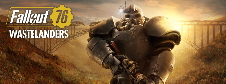 FALLOUT 76: WASTELANDERS 🔰 PAYPAL • MAIL ACCESS