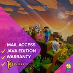 Minecraft ️ PayPal • Премиум Аккаунт • Java Edition