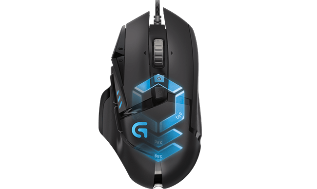 Universal PUBG recoil for Logitech G series mice.