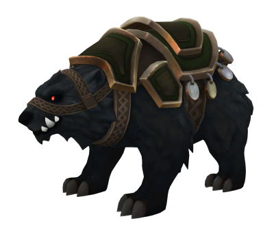 Battlerite Armored Black Bear Mount DLC STEAM CD KEY
