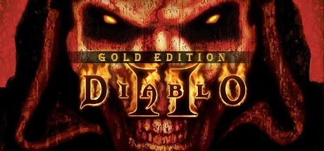 Diablo II 2 GOLD (Cd/Key) Region Free