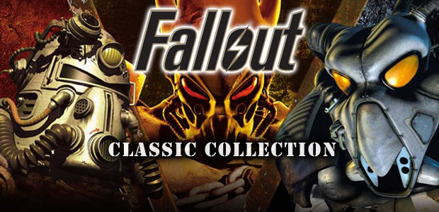 Fallout Classic Collection (Steam Region Free)