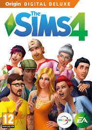 The Sims 4 Digital Deluxe account [+Warranty]