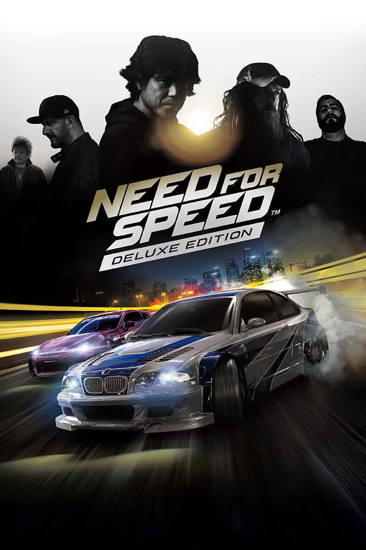 Need for Speed 2016 Deluxe | Origin | Гарантия |