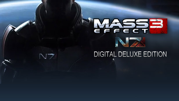Mass Effect 3 Digital Deluxe | Origin | Гарантия |