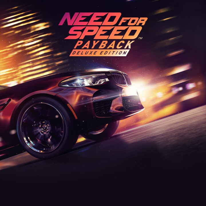 Need for Speed Payback Deluxe | Origin | Гарантия |