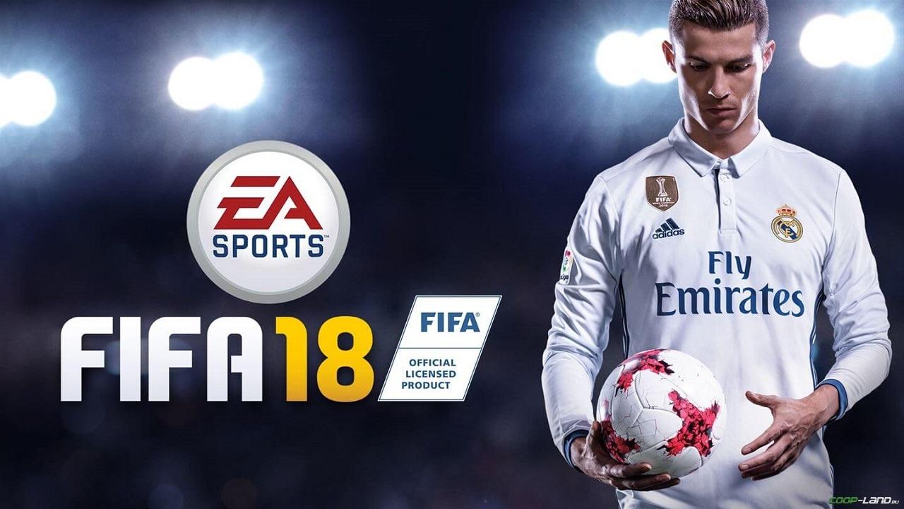 FIFA 18 | CASHBACK | Гарантия | Подарки
