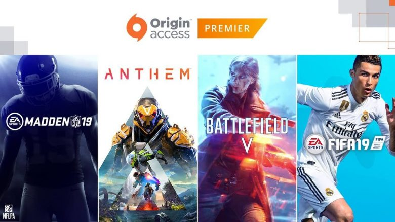 Origin Account With Access  Premier [+warranty]
