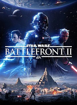 SW Battlefront 2 | С русским языком | Origin | Гарантия
