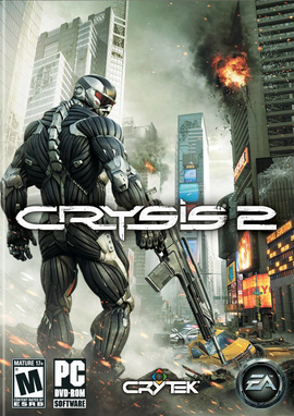 Crysis 2  |CASHBACK|Гарантия|