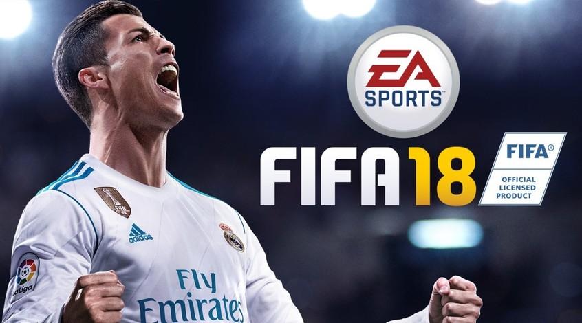 Fifa 18 (RU) | CASHBACK | Гарантия | Подарки