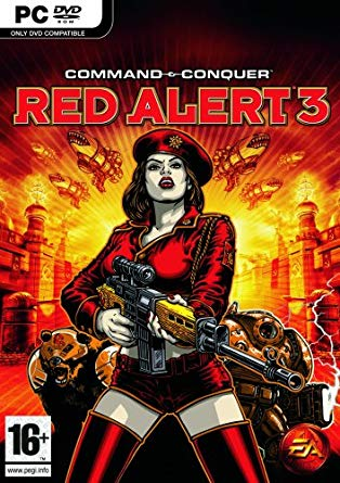 Command & Conquer Red Alert 3 | Origin | Гарантия |