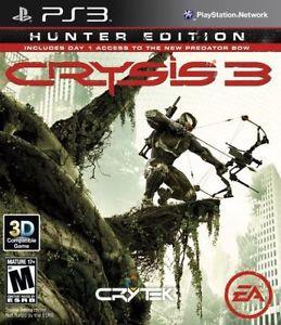 Crysis 3 Hunter Edition |CASHBACK|Гарантия|Подарки