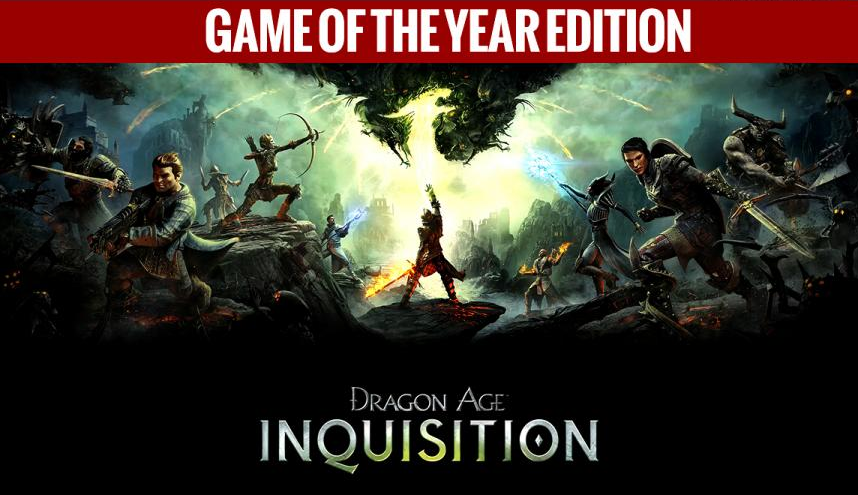 Dragon Age: Inquisition   Игра года | Origin | Гарантия