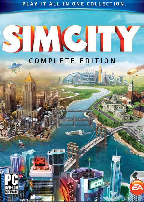 SimCity: Complete Edition | Origin | Гарантия | Подарки