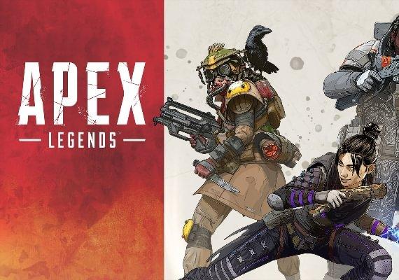 Apex Legends 100+ Lvl | CASHBACK | Гарантия | Подарки