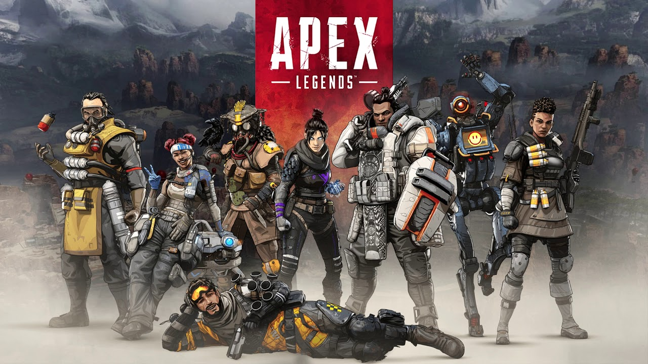 Apex Legends 100+ Lvl | Origin | Гарантия |