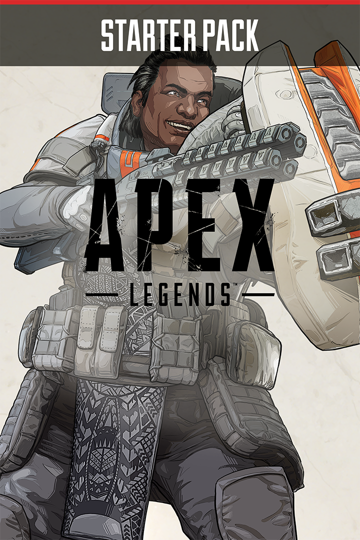 Apex Legends Starter Pack | Origin | Гарантия | Подарки