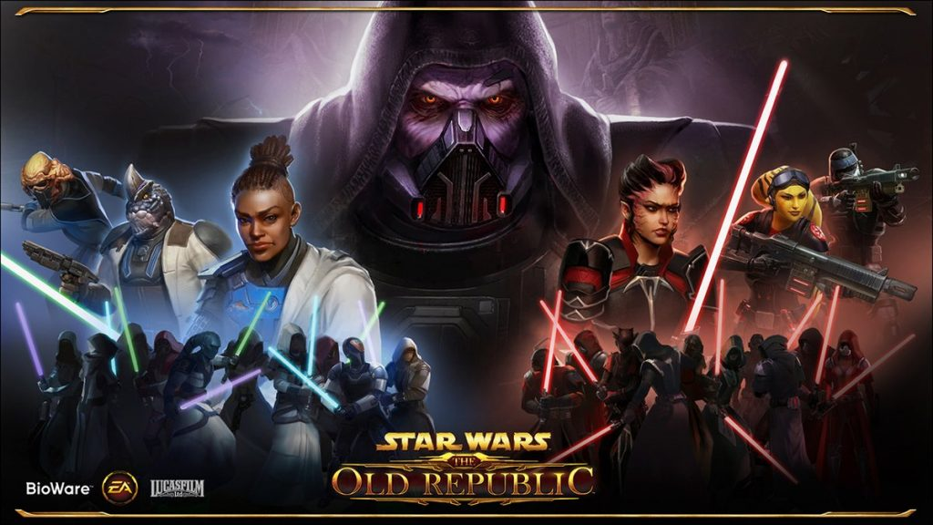 STAR WARS: The Old Republic Deluxe | Origin | Гарантия