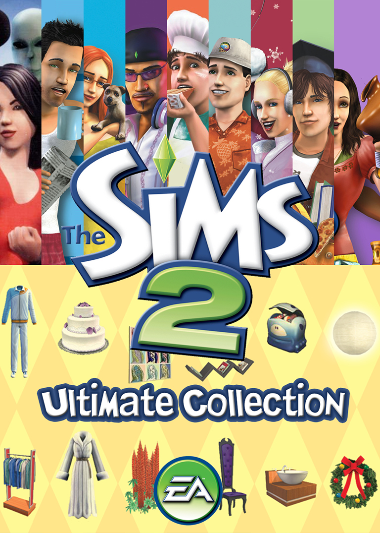 The Sims 2 Ultimate Collection | Origin | Гарантия |