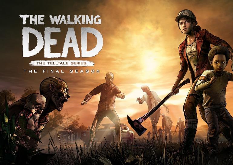 The Walking Dead | Origin | Гарантия | Подарки