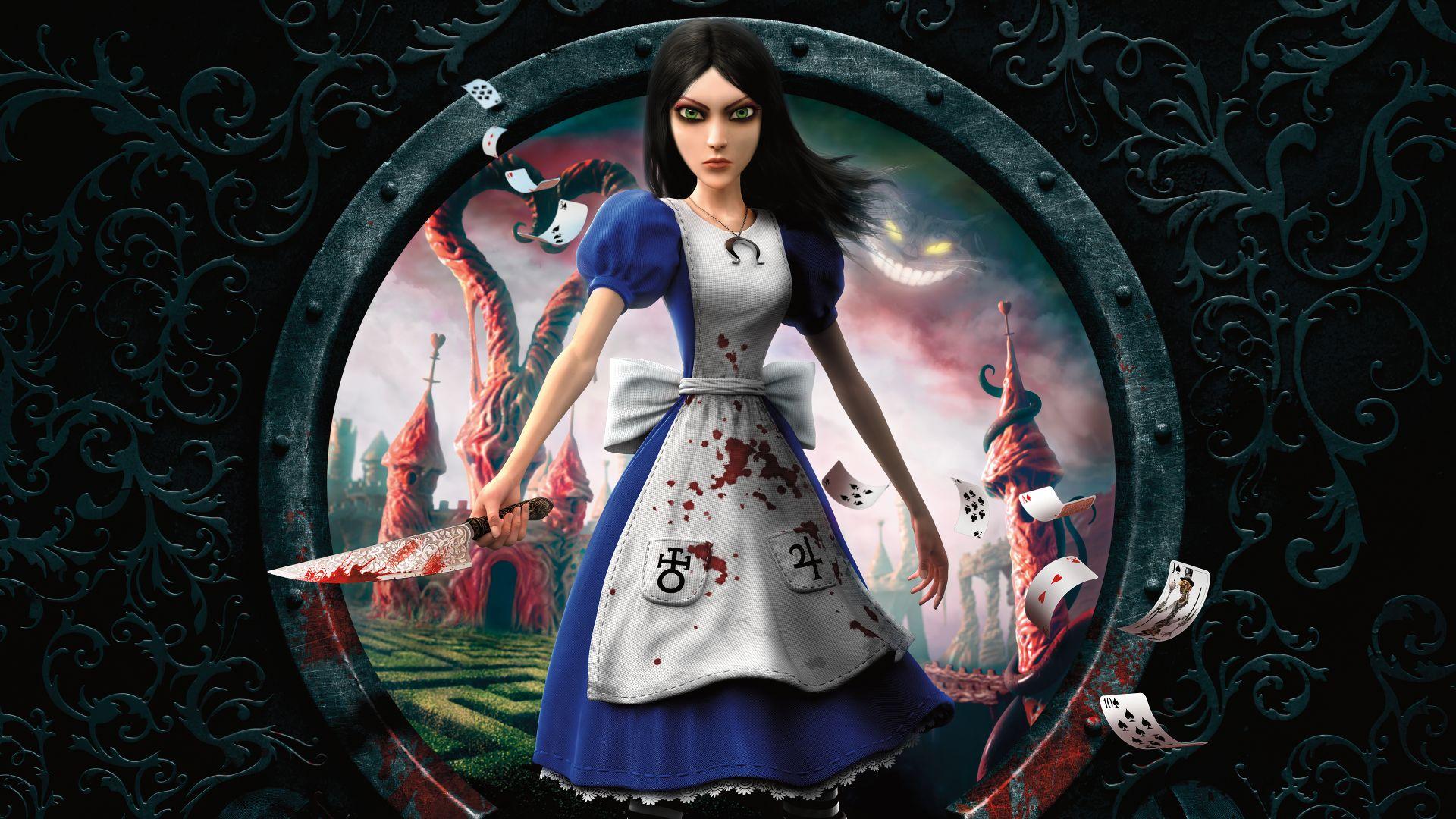 Alice: Madness Returns | Origin | Гарантия | Подарки
