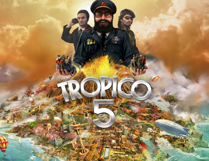 Tropico 5 | Origin | Гарантия | Подарки