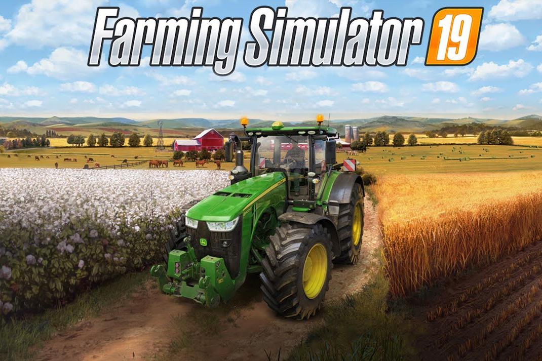 Farming Simulator 19 | Origin | Гарантия | Подарки