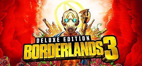 Borderlands 3 Deluxe | Epic Games | Гарантия | Подарки