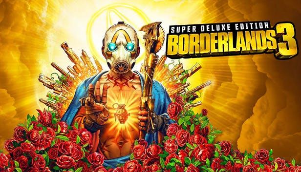 Borderlands 3 Super Deluxe | Epic Games | Гарантия |
