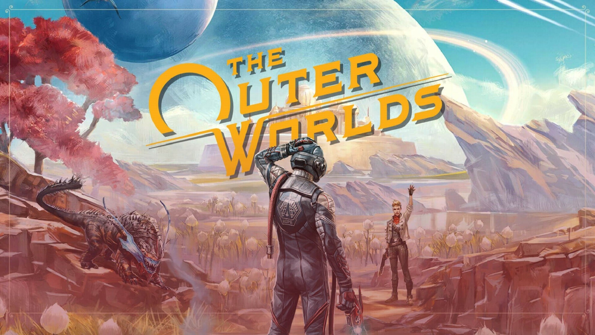 The Outer Worlds | Epic Games | Гарантия | Подарки